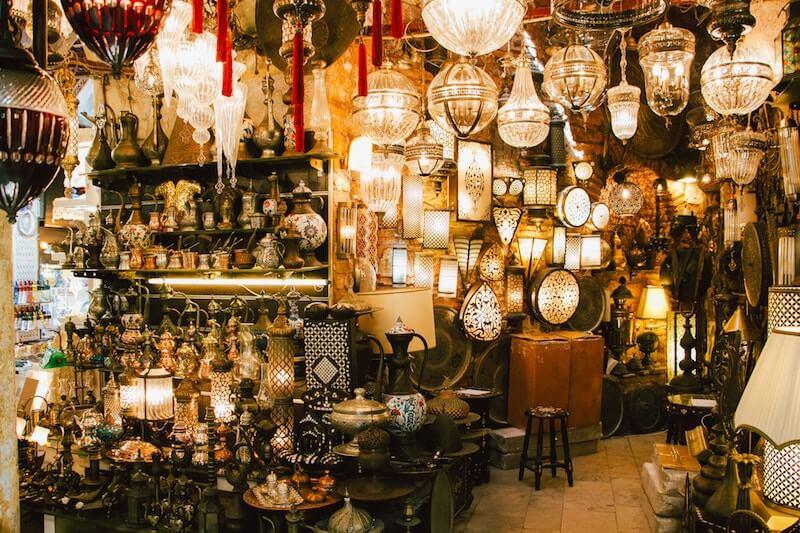 Рынок Капалы Чарши в Бурсе