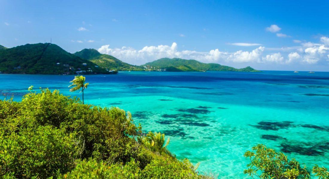 Фото тропического острова