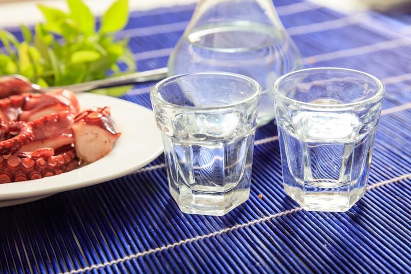 Турецкий напиток Ракы (Raki)
