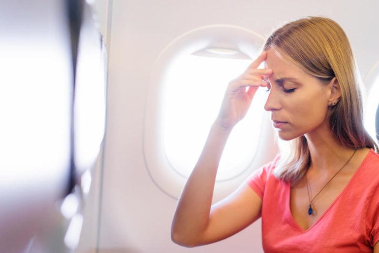 Боязнь самолета