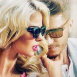 Женщина и мужчина в солнцезащитных очках