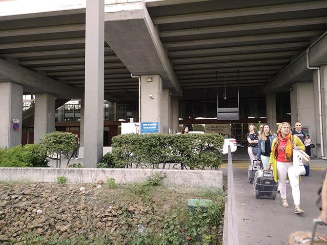 Отзыв о Аэропорте Даламан Турция